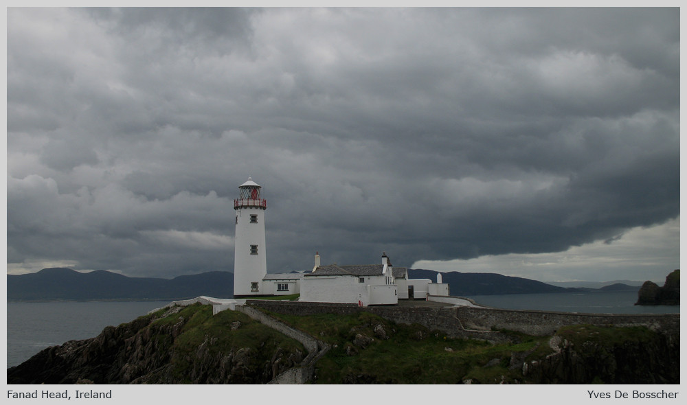 Summer on Fanad Head