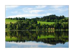 Summer Reflections - Sommerliche Reflektionen