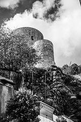 Summonte - Torre longobarda