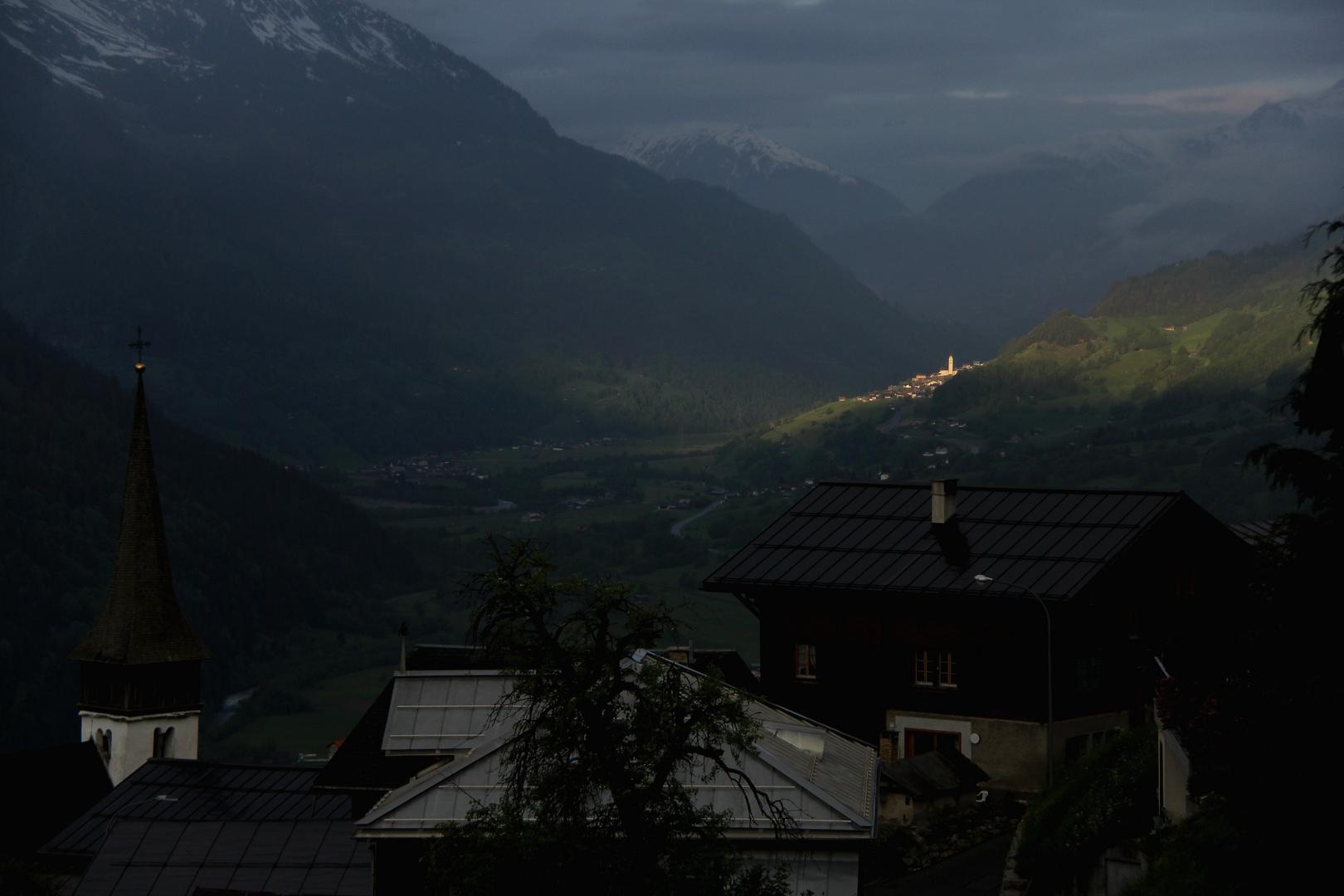 Sumvitg (Surselva/Schweiz)