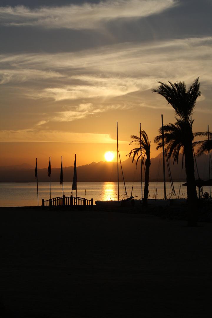 Sun downer Soma Bay