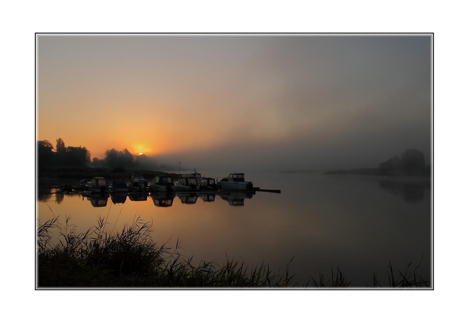 ~ Sun & Fog ~
