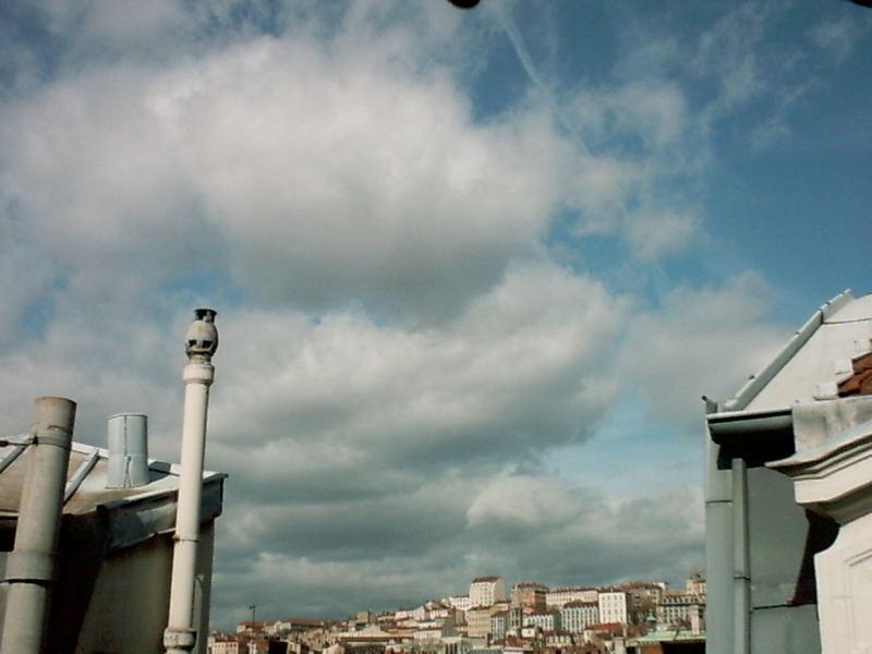 sun vs clouds