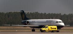SunAdria Fokker 100
