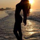 Sunbathing Beauty