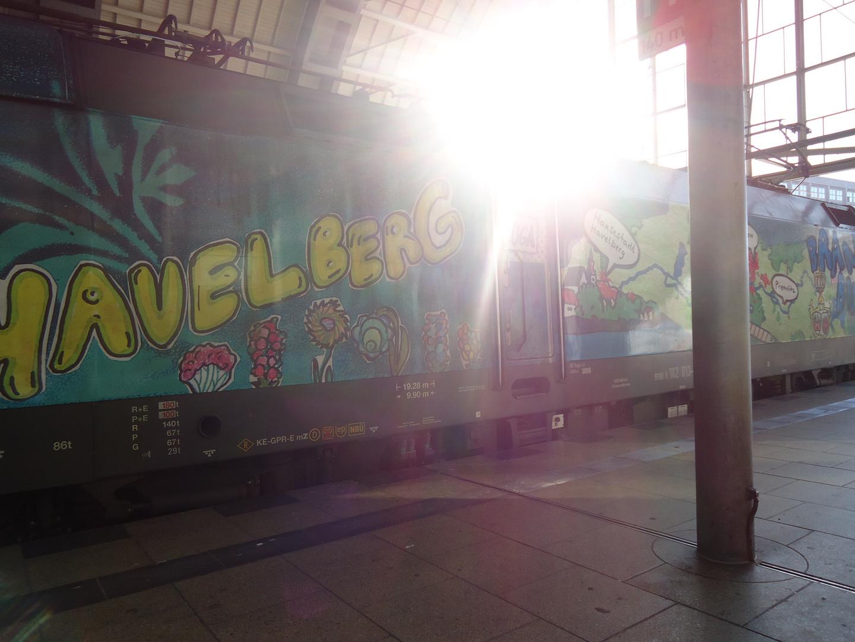 sunbreaking train