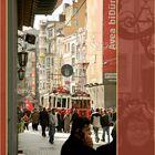 Sunday on Istiklal street