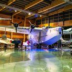 Sunderland mit Museumsbeleuchtung