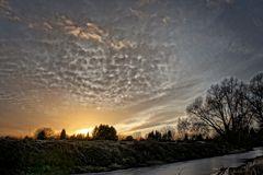 Sundown  'Am Mühlenbach'