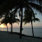 Sundown at Cuba
