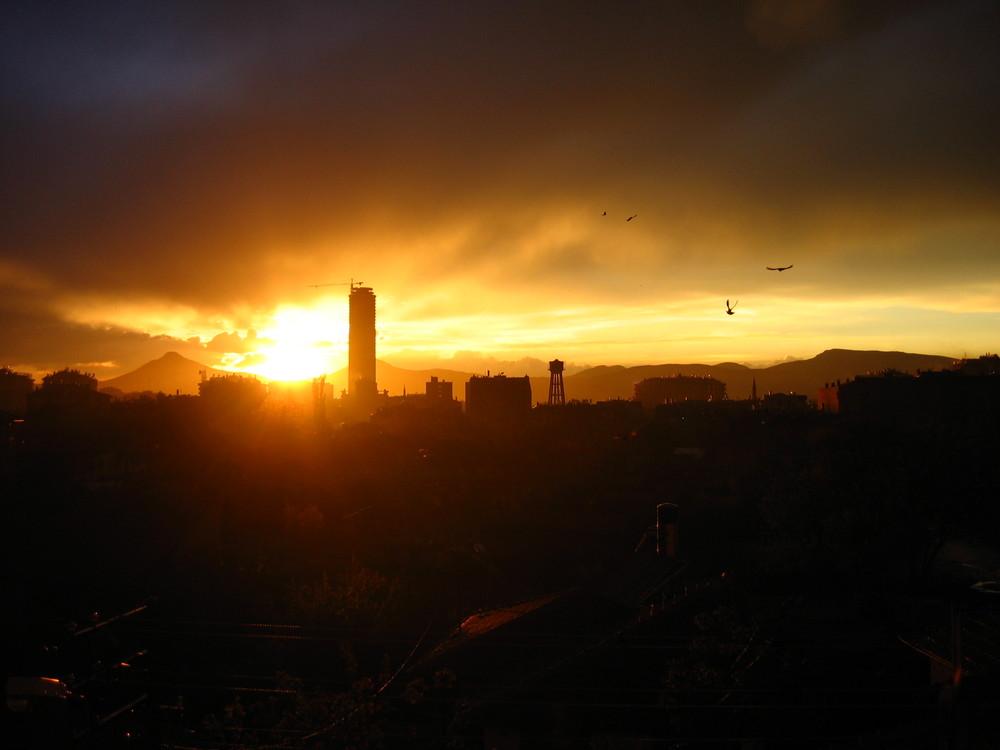 sundown :d
