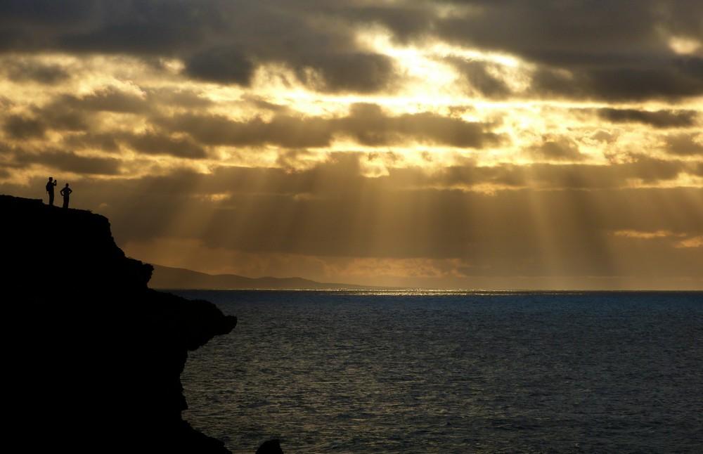 ...Sundown La Pared...