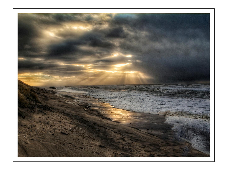 Sundown - Nordsee