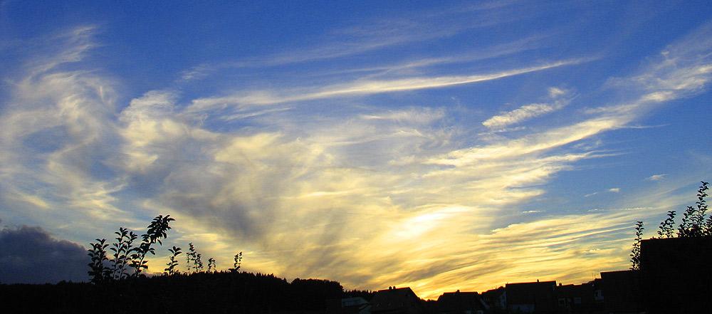 Sundown today (2)