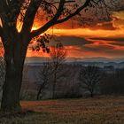 Sundown über dem Chattengau