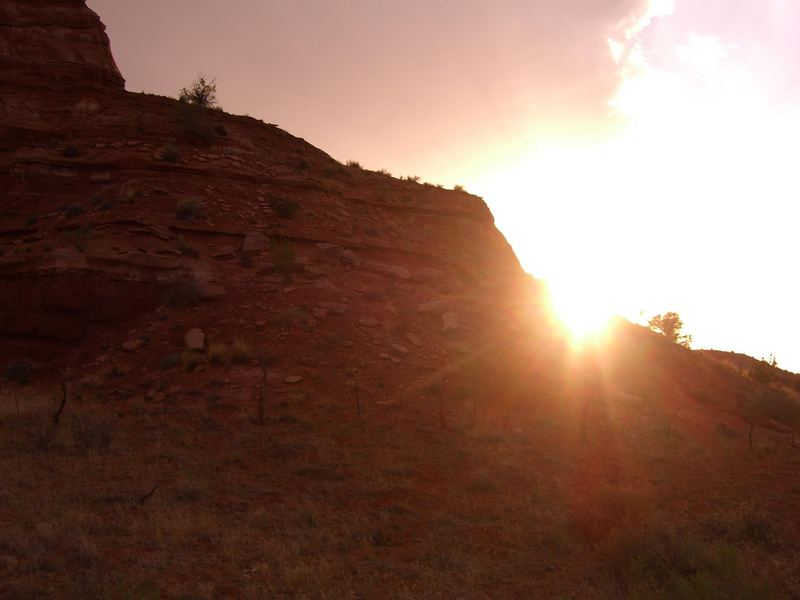 Sundown @ Utah