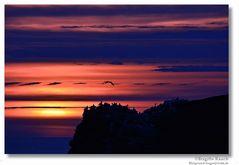 Sundown walk