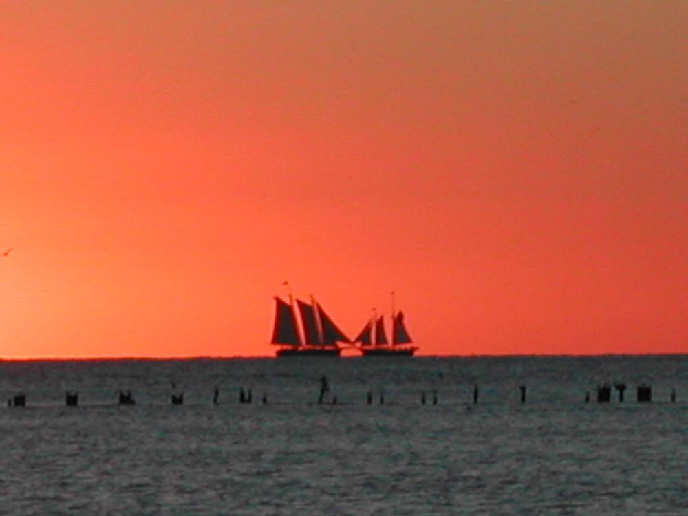 Sundowner in Key West II