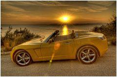 Sundowner on Mallorca