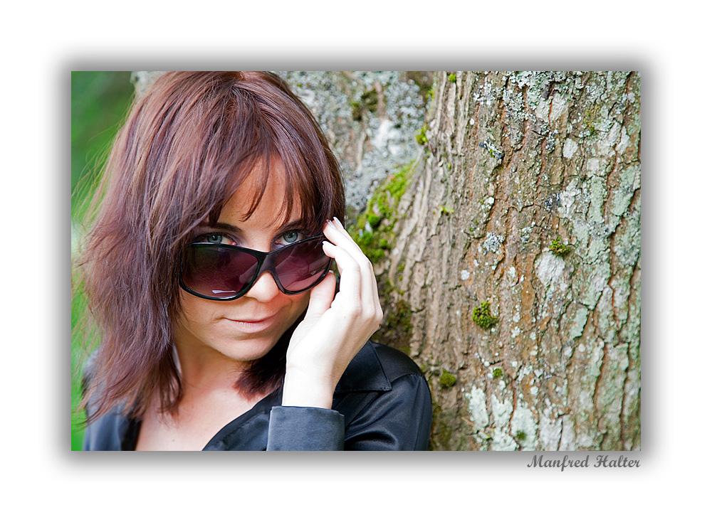 sunglasses . . .