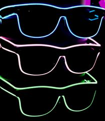 Sunglasses at Night