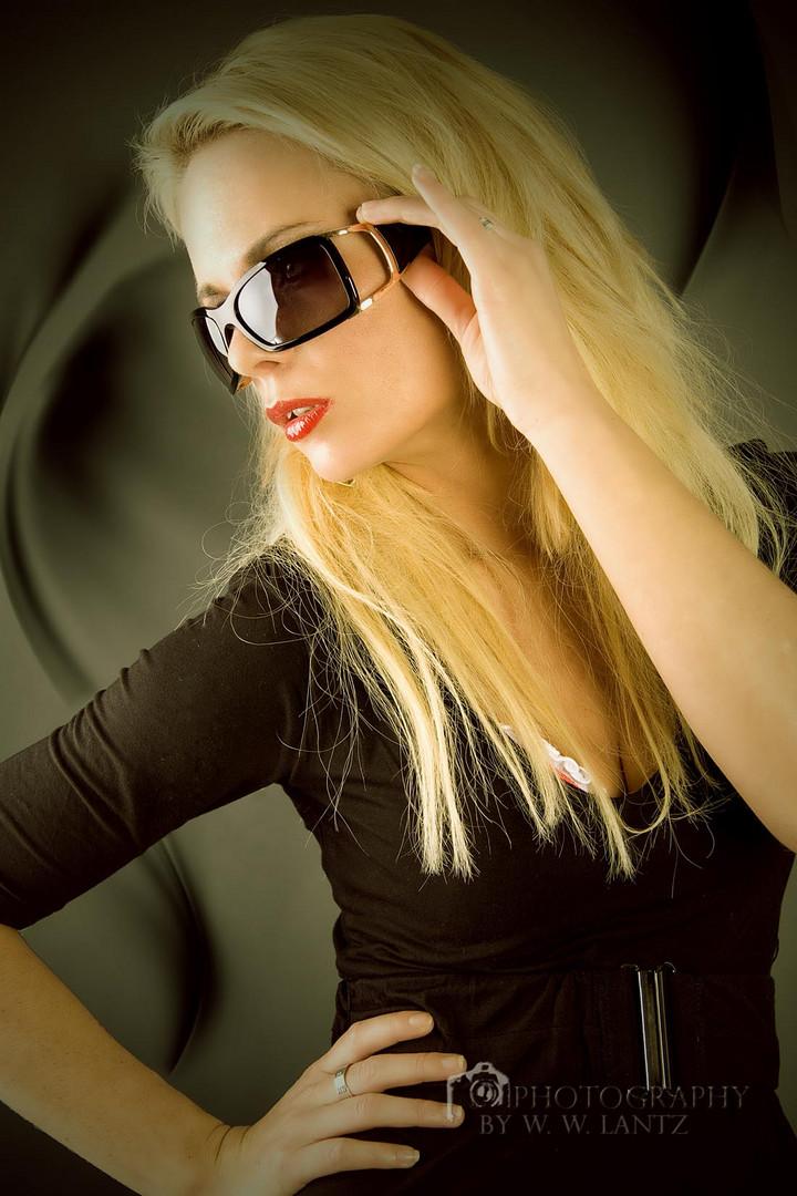 Sunglasses at night