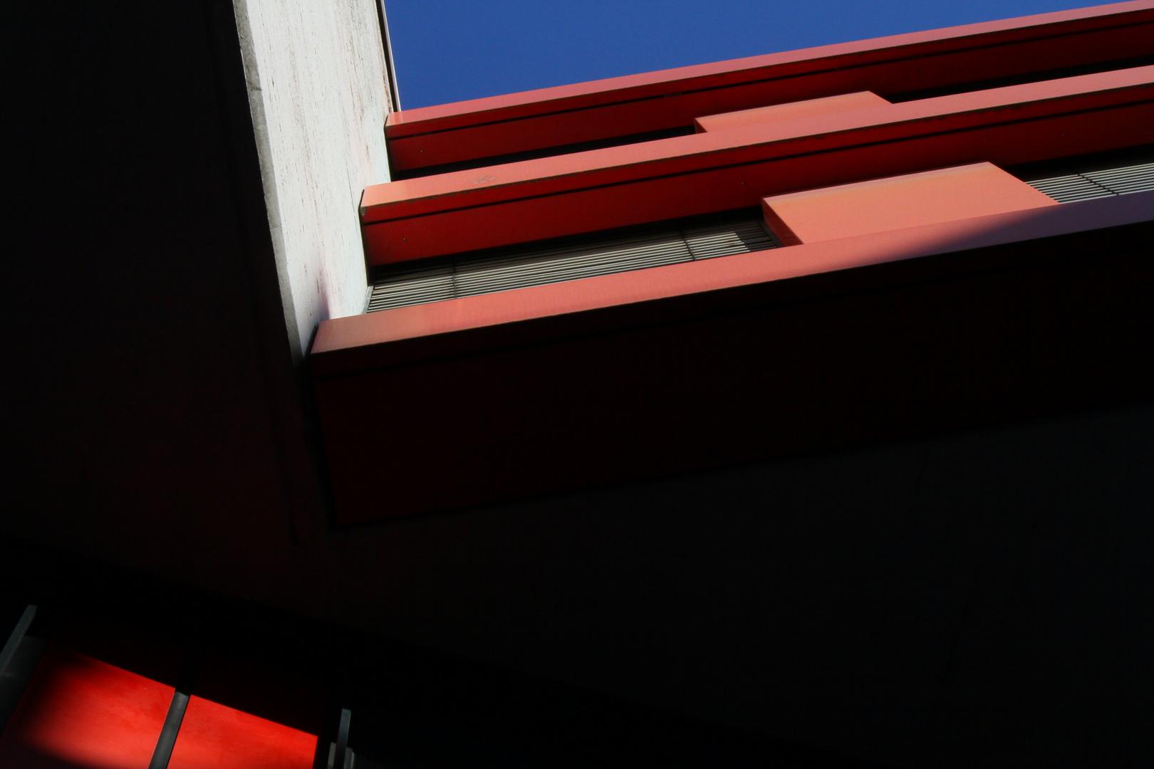 Sunlit corner III