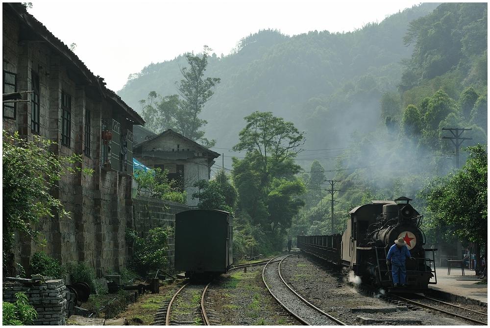 Sunny Shibanxi 2012 - Am Streckenende II