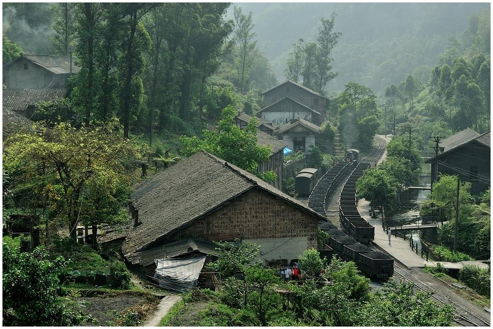 Sunny Shibanxi 2012 - Am Streckenende III