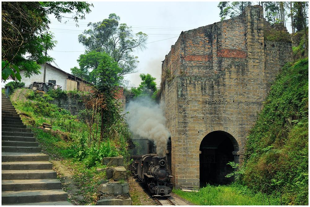 Sunny Shibanxi LVIII - An der stillgelegten Mine...