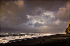 Sunny stormday...