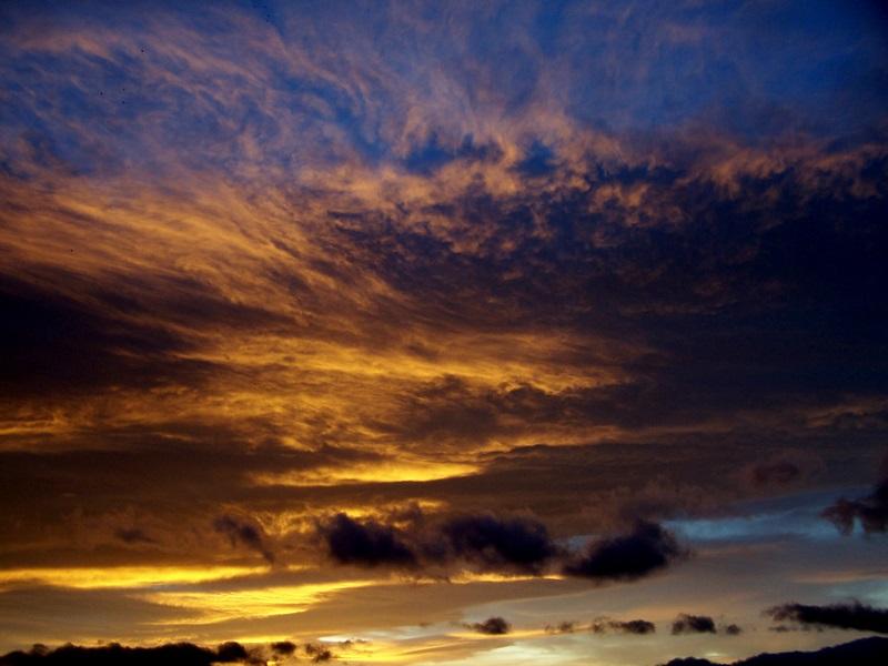 sunrise 29/01/2009 8.24
