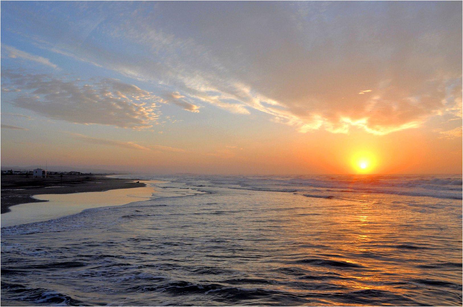 sunrise -3-