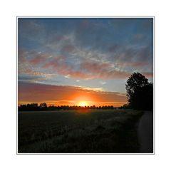 Sunrise 30.07, 2013 - 06:24