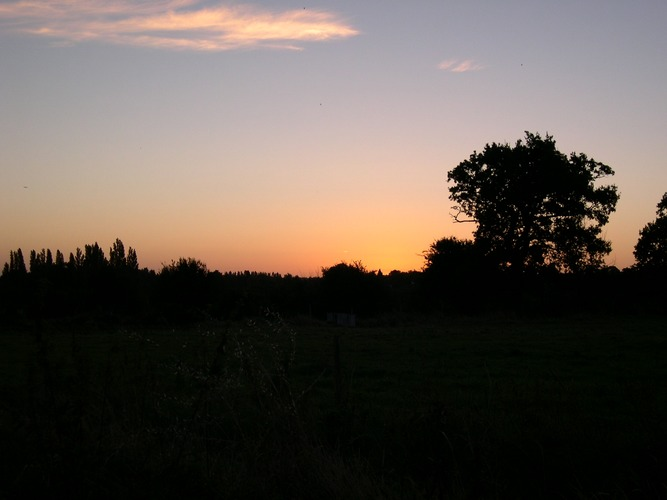 Sunrise - 5 minutes