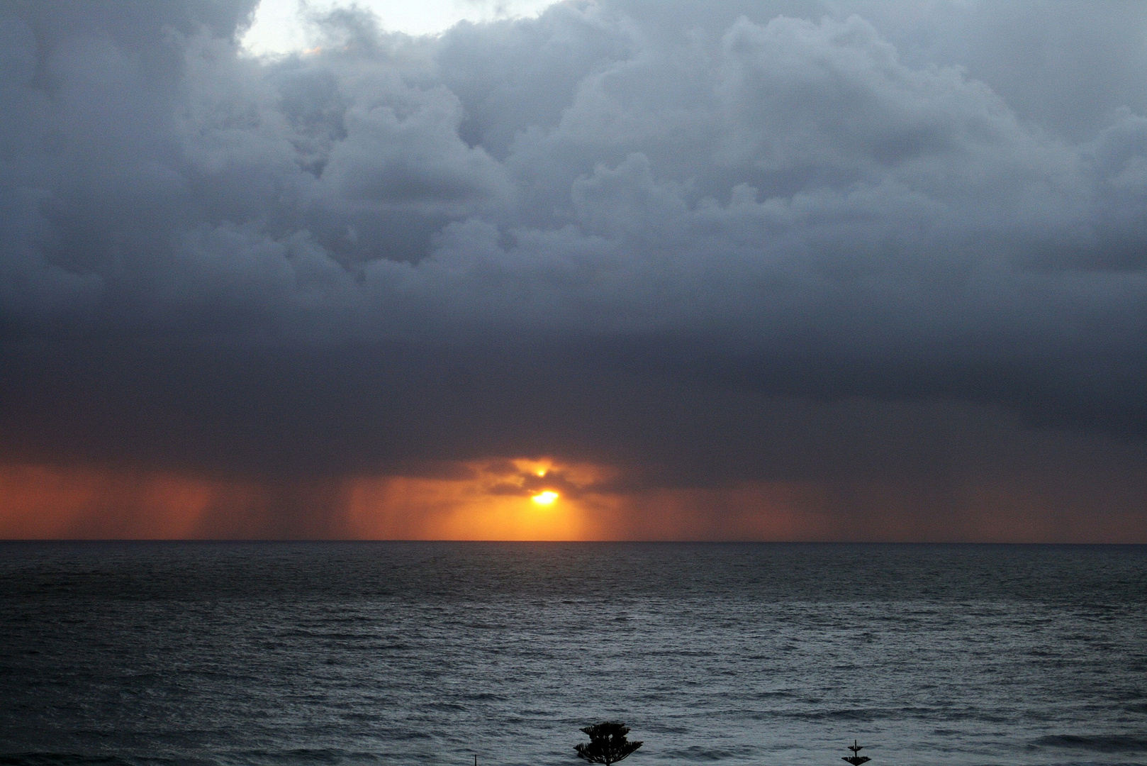 sunrise  after the storm
