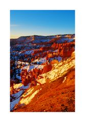 Sunrise at Bryce Canyon III