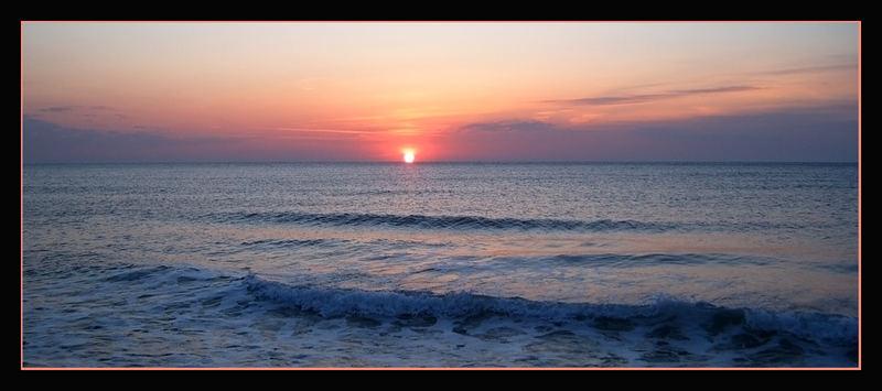 ~ Sunrise at Obzor ~