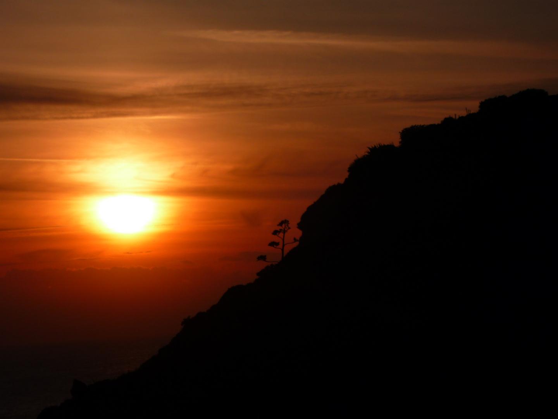 Sunrise at Sounio