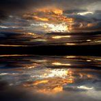 Sunrise at the Lake ................