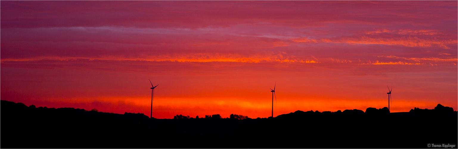 sunrise......