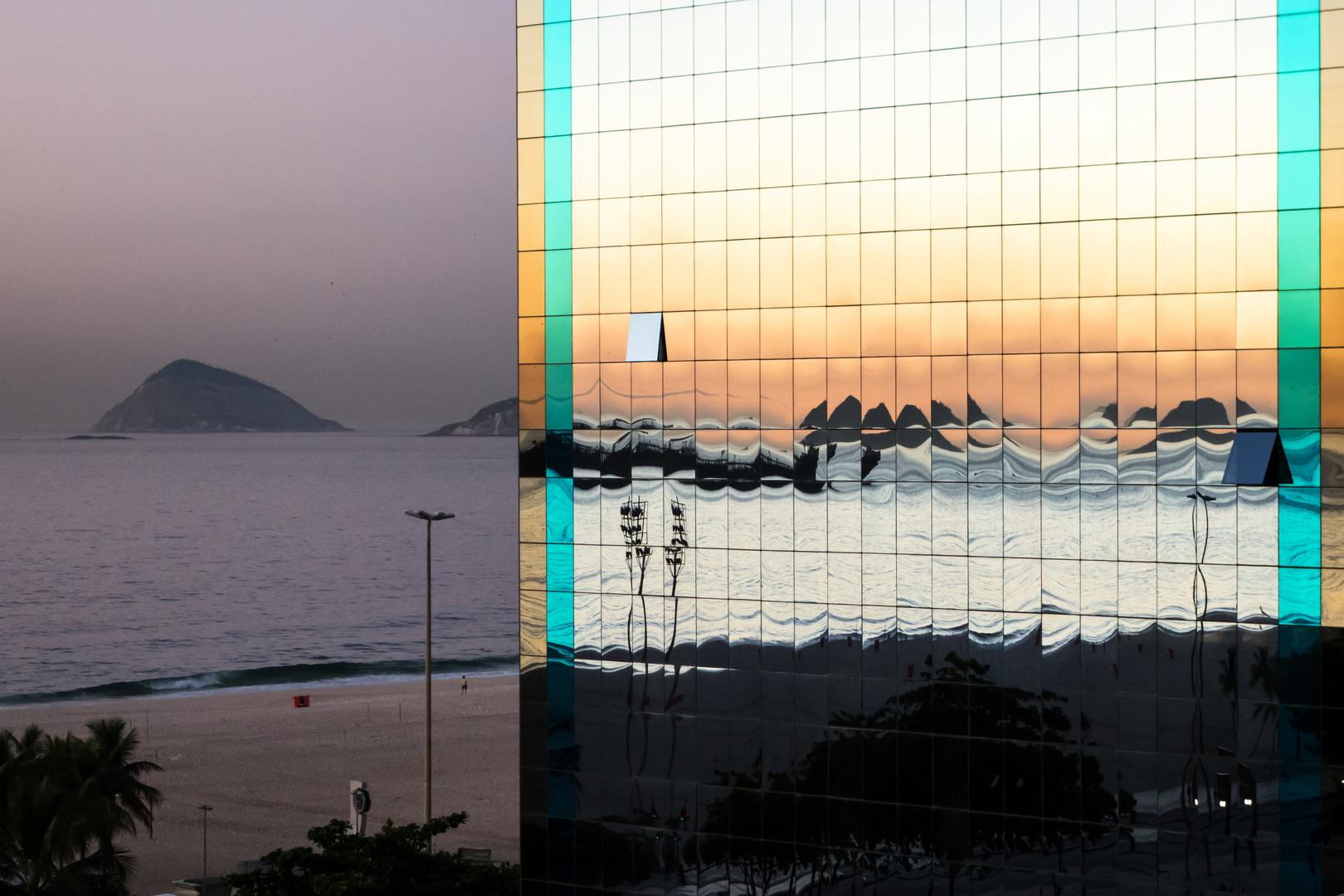 Sunrise Copacabana