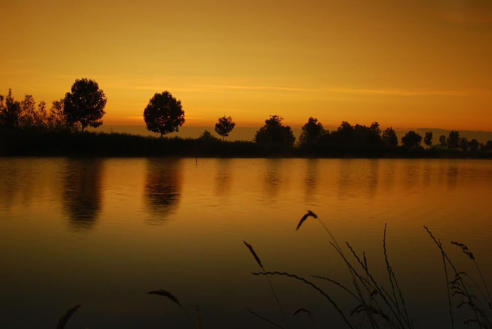 Sunrise ganz langsam
