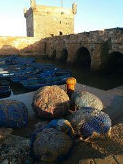 Sunrise Hafen Essaouira 7-3-17  Ma-036 J5