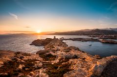Sunrise - Ile de la pietra