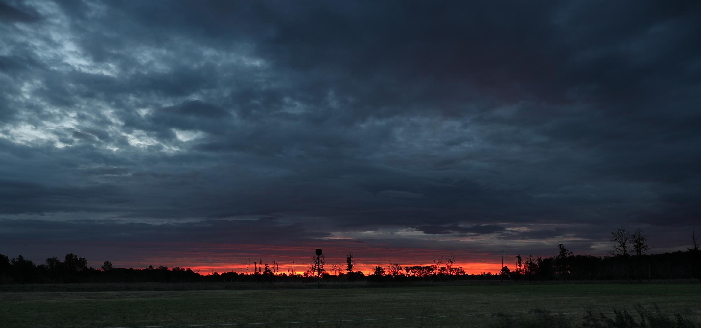 sunrise Ilkerbruch  - 24mm -