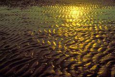 Sunrise im Watt