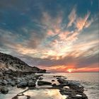 Sunrise in Cabo Huertas