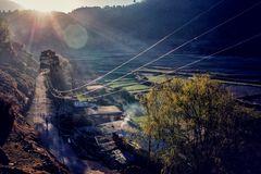 Sunrise in Jumla