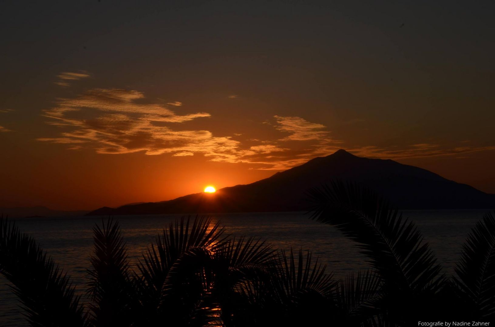 Sunrise in paradise - Samos